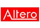 logotyp altero