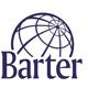 logotyp barter