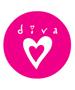 logotyp diva