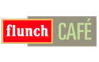logotyp flunch cafe