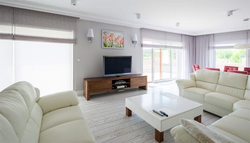 fotografia przedstawiające wnętrze mieszkania