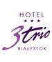 logotyp hotelu 3trio