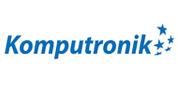 logotyp sklepu komputerowego komputronik