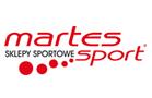 logotyp sklepu sportowego martes sport