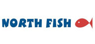 logotyp fast food north fish