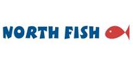 logotyp fast food north fish
