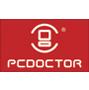 logotyp serwisu komputerowego pc doctor