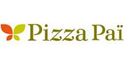 logotyp pizzerii pizza pai