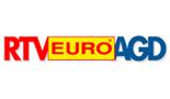 logotyp sklepu z elektroniką Euro RTV AGD
