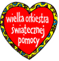 logotyp wielkiej orkiestry świątecznej pomocy
