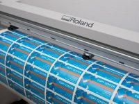 druk wielkoformatowy białystok niebieski