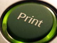 PRzycisk drukarki - druk wielkoformatowy