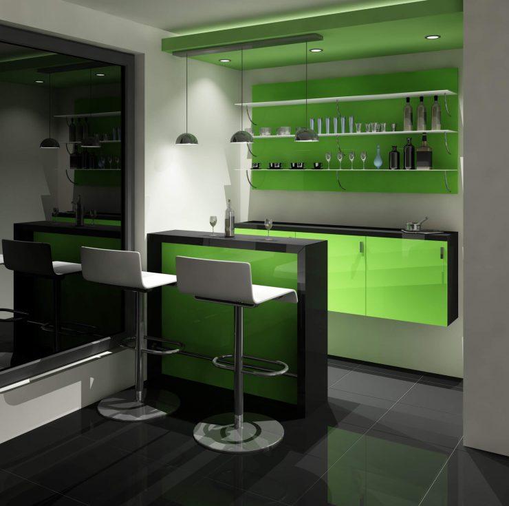 oświetlenie led w kuchni w białymstoku
